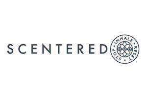 logo scentered