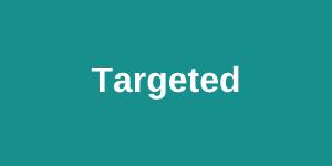 Eve Taylor Targeted Range